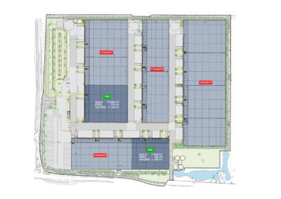 Industrial park FOUR PARX GG RheinMain | Location, quality, flexibility