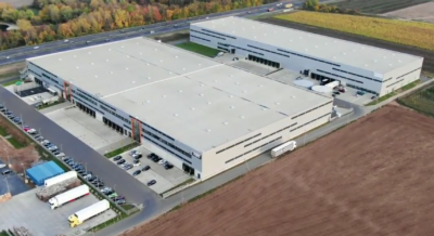 Warehouse and logistics space FOUR PARX Wesseling