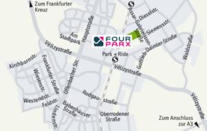 Toom Markt Dietzebach | Neuer Mieter im FOUR PARX Dietzenbach