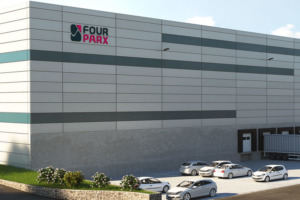 Deka Immobilien buys second construction phase for 11.3 million from FOUR PARX