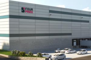 Deka Immobilien kauft zweiten Bauabschnitt für 11,3 Mio. von FOUR PARX