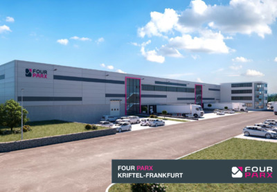 Kriftel industrial space near Frankfurt