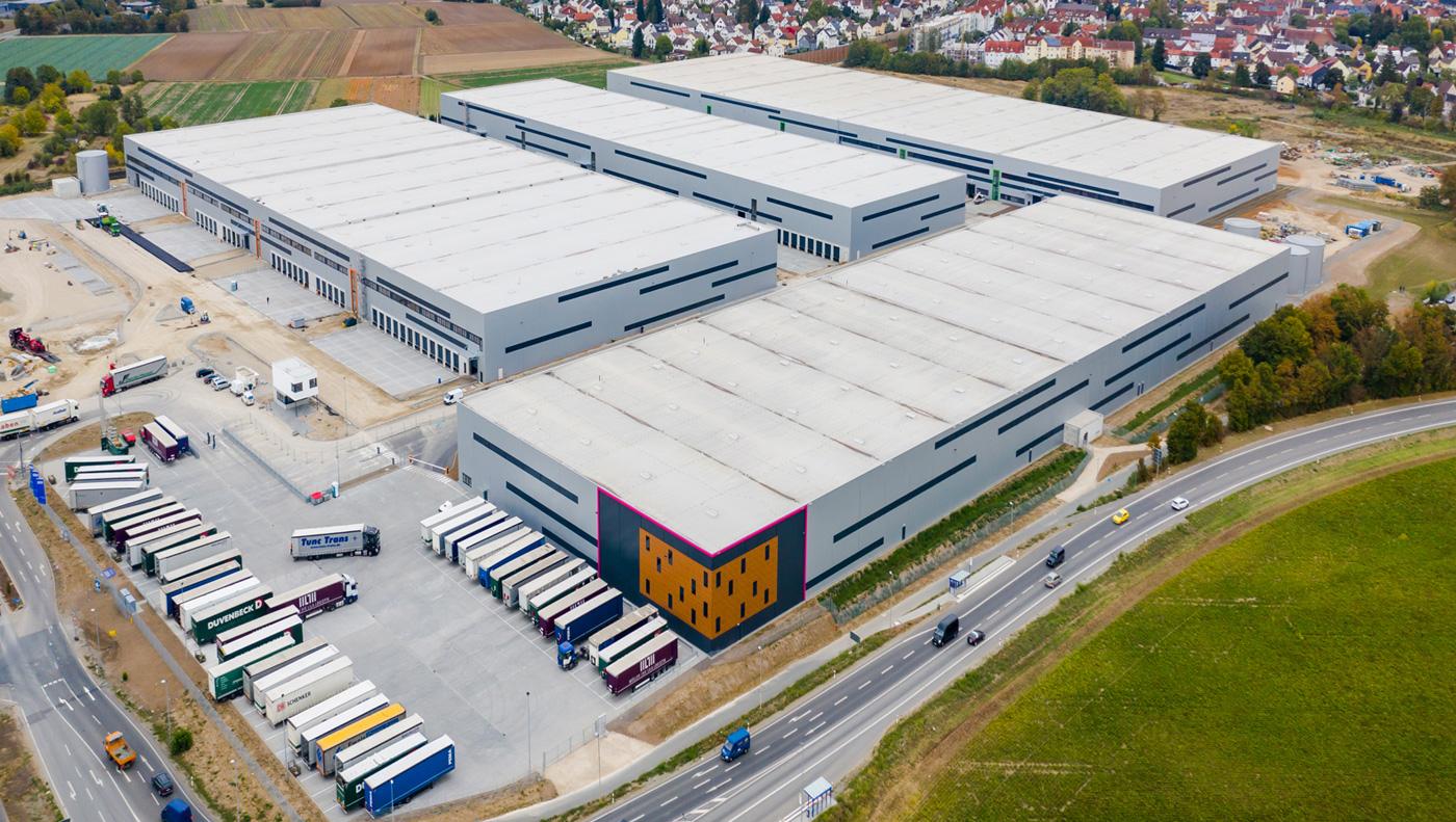 FOUR PARX GG Rhein-Main ist ein Beispiel der erfolgreichen Revitalisierung